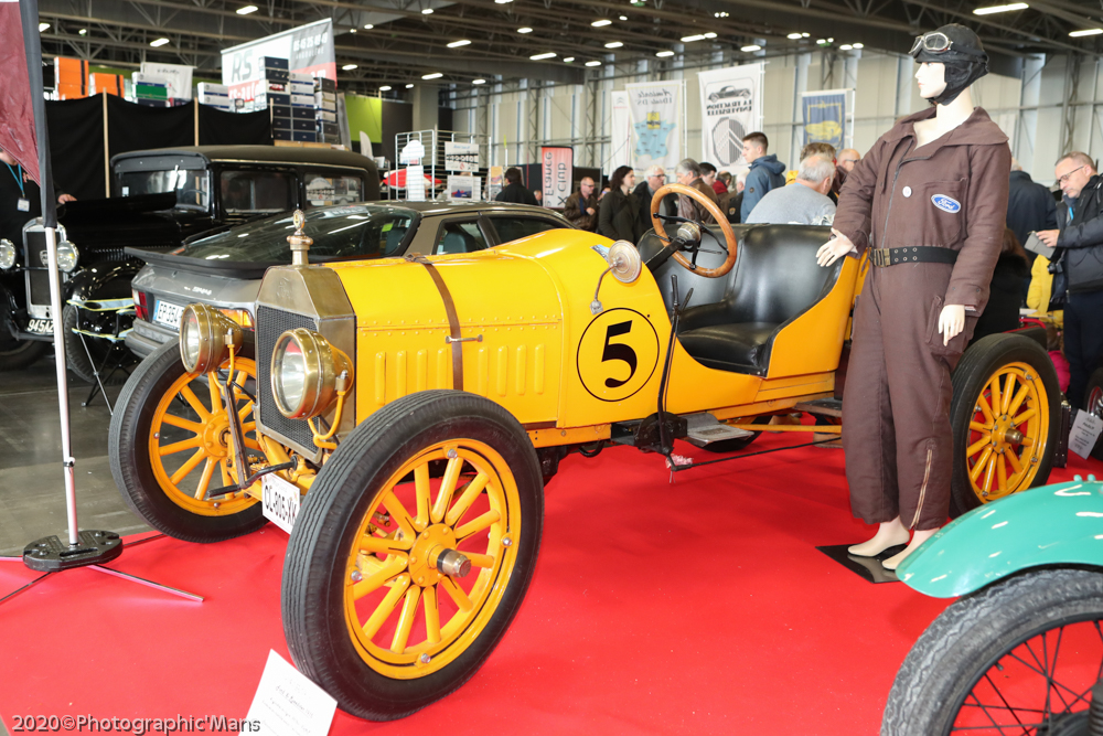 2e Salon Historic Auto Nantes 2020
